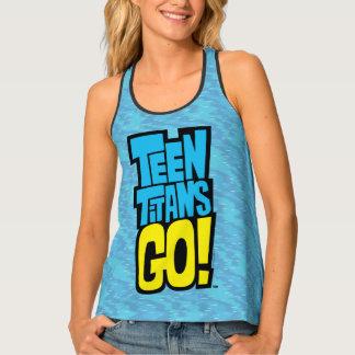 Teen Titans Go! | Logo Tank Top