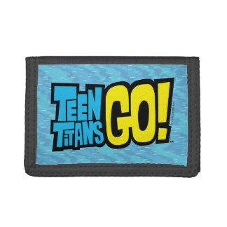 Teen Titans Go! | Logo Trifold Wallet