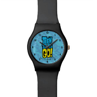 Teen Titans Go! | Logo Watch