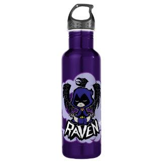 Teen Titans Go! | Raven Attack 710 Ml Water Bottle