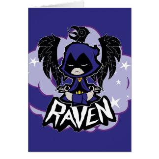 Teen Titans Go! | Raven Attack Card