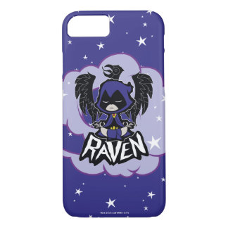 Teen Titans Go! | Raven Attack iPhone 8/7 Case