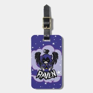 Teen Titans Go! | Raven Attack Luggage Tag