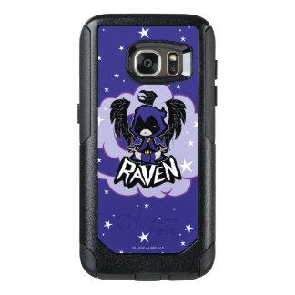 Teen Titans Go! | Raven Attack OtterBox Samsung Galaxy S7 Case