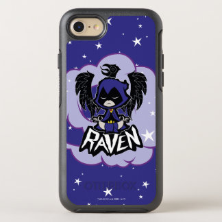 Teen Titans Go! | Raven Attack OtterBox Symmetry iPhone 8/7 Case