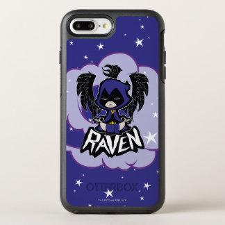 Teen Titans Go! | Raven Attack OtterBox Symmetry iPhone 8 Plus/7 Plus Case