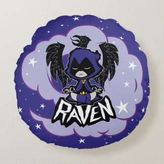 Teen Titans Go! | Raven Attack Round Cushion