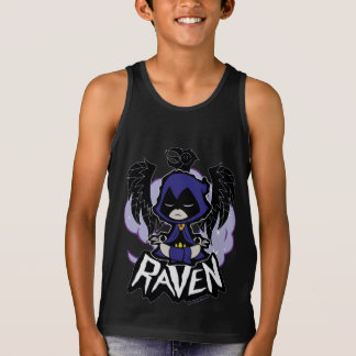 Teen Titans Go! | Raven Attack Tank Top