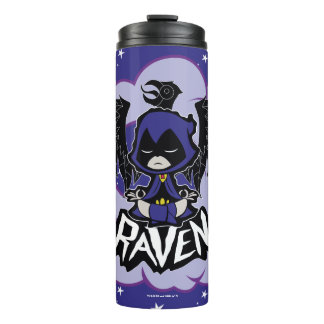 Teen Titans Go! | Raven Attack Thermal Tumbler