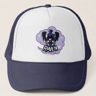 Teen Titans Go! | Raven Attack Trucker Hat