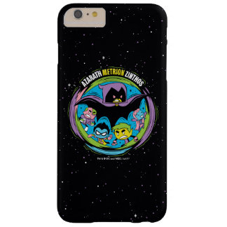 "Teen Titans Go! | Raven ""Azarath Metrion Zinthos"" Barely There iPhone 6 Plus Case"
