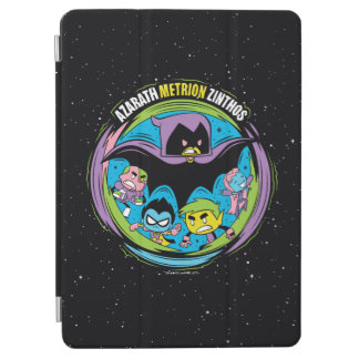 "Teen Titans Go! | Raven ""Azarath Metrion Zinthos"" iPad Air Cover"
