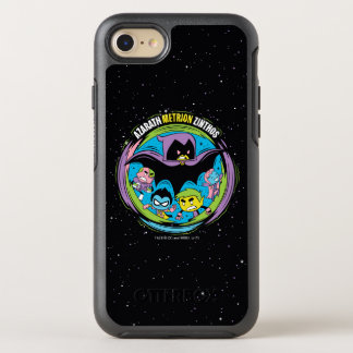 "Teen Titans Go! | Raven ""Azarath Metrion Zinthos"" OtterBox Symmetry iPhone 8/7 Case"
