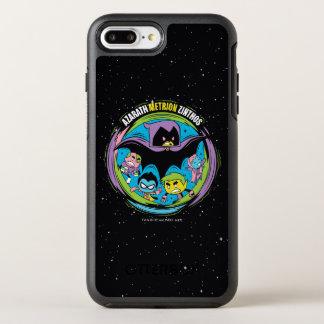 "Teen Titans Go! | Raven ""Azarath Metrion Zinthos"" OtterBox Symmetry iPhone 8 Plus/7 Plus Case"