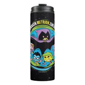 "Teen Titans Go! | Raven ""Azarath Metrion Zinthos"" Thermal Tumbler"