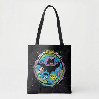 "Teen Titans Go! | Raven ""Azarath Metrion Zinthos"" Tote Bag"