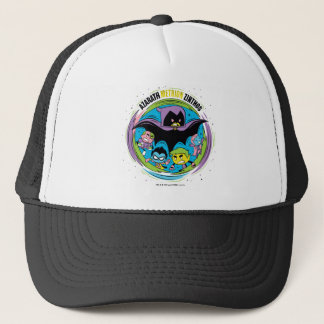 "Teen Titans Go! | Raven ""Azarath Metrion Zinthos"" Trucker Hat"