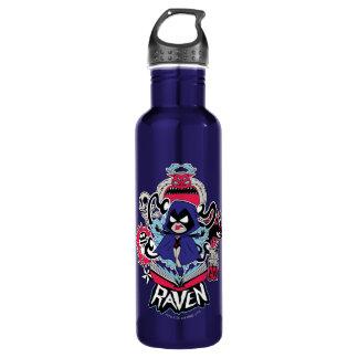 Teen Titans Go! | Raven Demonic Powers Graphic 710 Ml Water Bottle