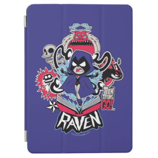 Teen Titans Go! | Raven Demonic Powers Graphic iPad Air Cover