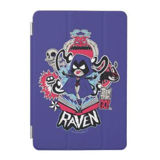 Teen Titans Go! | Raven Demonic Powers Graphic iPad Mini Cover