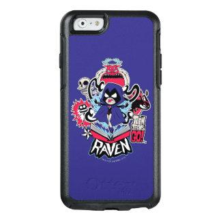 Teen Titans Go! | Raven Demonic Powers Graphic OtterBox iPhone 6/6s Case