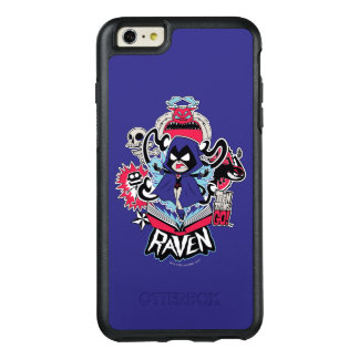 Teen Titans Go! | Raven Demonic Powers Graphic OtterBox iPhone 6/6s Plus Case