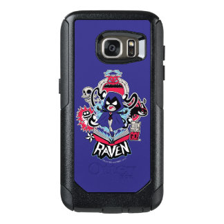 Teen Titans Go! | Raven Demonic Powers Graphic OtterBox Samsung Galaxy S7 Case