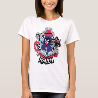 Teen Titans Go! | Raven Demonic Powers Graphic T-Shirt