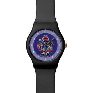 Teen Titans Go! | Raven Demonic Powers Graphic Watch