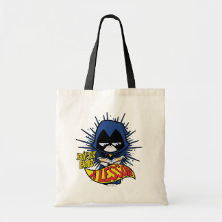 "Teen Titans Go! | Raven ""Learned A Lesson"" Tote Bag"