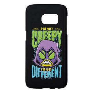 "Teen Titans Go! | Raven ""Not Creepy I'm Different"""