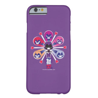 Teen Titans Go! | Raven's Emoticlones Barely There iPhone 6 Case