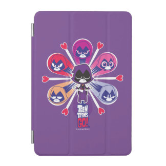 Teen Titans Go! | Raven's Emoticlones iPad Mini Cover