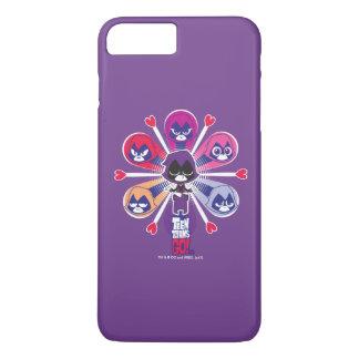 Teen Titans Go! | Raven's Emoticlones iPhone 8 Plus/7 Plus Case