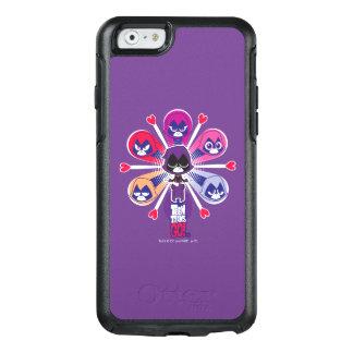 Teen Titans Go! | Raven's Emoticlones OtterBox iPhone 6/6s Case