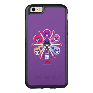 Teen Titans Go! | Raven's Emoticlones OtterBox iPhone 6/6s Plus Case