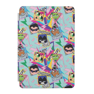 Teen Titans Go! | Retro 90's Group Collage iPad Mini Cover