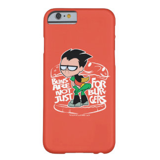 Teen Titans Go! | Robin Booty Scooty Buns Barely There iPhone 6 Case