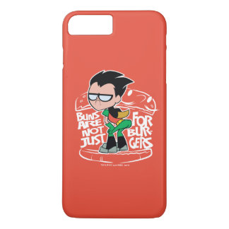 Teen Titans Go! | Robin Booty Scooty Buns iPhone 8 Plus/7 Plus Case