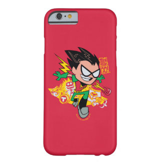 Teen Titans Go! | Robin's Arsenal Graphic Barely There iPhone 6 Case