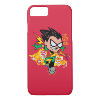 Teen Titans Go! | Robin's Arsenal Graphic iPhone 8/7 Case