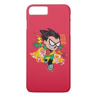 Teen Titans Go! | Robin's Arsenal Graphic iPhone 8 Plus/7 Plus Case