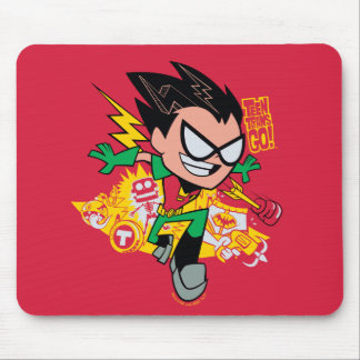 Teen Titans Go! | Robin's Arsenal Graphic Mouse Mat