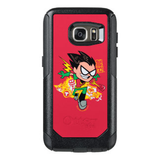 Teen Titans Go! | Robin's Arsenal Graphic OtterBox Samsung Galaxy S7 Case
