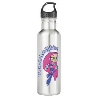 "Teen Titans Go! | Starfire ""Cribblenibbits!"" 710 Ml Water Bottle"