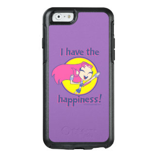 "Teen Titans Go! | Starfire ""I Have The Happiness"" OtterBox iPhone 6/6s Case"