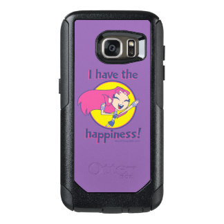 "Teen Titans Go! | Starfire ""I Have The Happiness"" OtterBox Samsung Galaxy S7 Case"