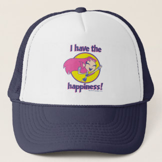 "Teen Titans Go! | Starfire ""I Have The Happiness"" Trucker Hat"