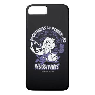 Teen Titans Go! | Starfire & Mr Sassy Pants iPhone 8 Plus/7 Plus Case
