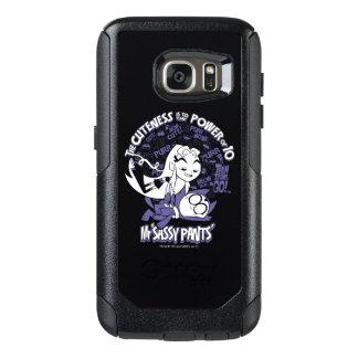 Teen Titans Go! | Starfire & Mr Sassy Pants OtterBox Samsung Galaxy S7 Case